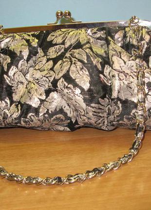Элегантная вечерняя сумочка new look