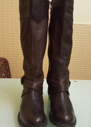 Идеальные кожаные сапоги george
