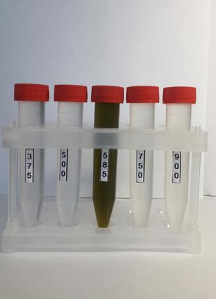 Набор реактивов для проверки проб золота ( 12 мл )