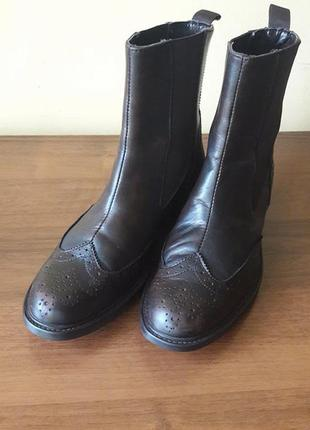 Удобные женские ботинки baacks.