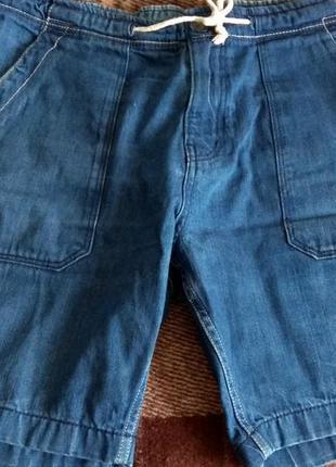 Мужские джинсовые шорты denim h&m