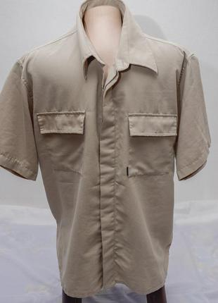 Мужская рубашка с коротким рукавом eisenegger