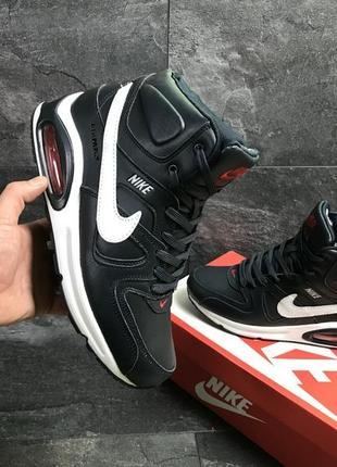 Мужские зимние кроссовки air max 90, с 41 по 46 размер