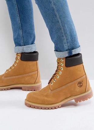 Ботинки   в стиле тимберленд с 36 по 41