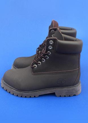 Ботинки в стиле тимберленд с 36 по 45 евро зима