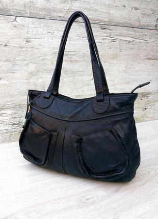 Radley кожаная сумка номерная (англия) 100% оригинал 100% нату...
