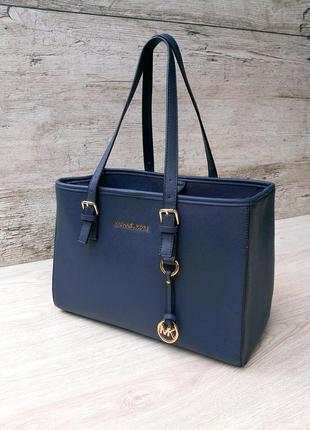 Michael kors  кожаная сумка деловая  / вместительная (эко кожа )