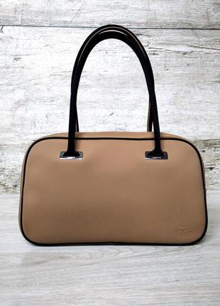 Lacoste стильная и вместительная сумка / сумочка