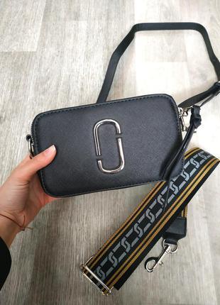 Женская сумка клатч в стиле marc jacobs марк якобс