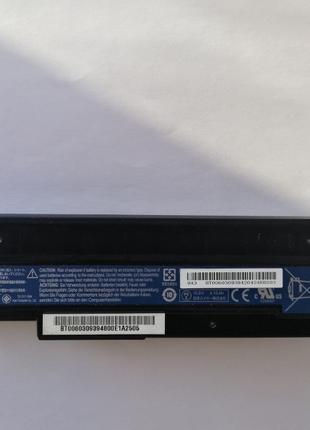 Аккумулятор батарея ноутбука бу на детали