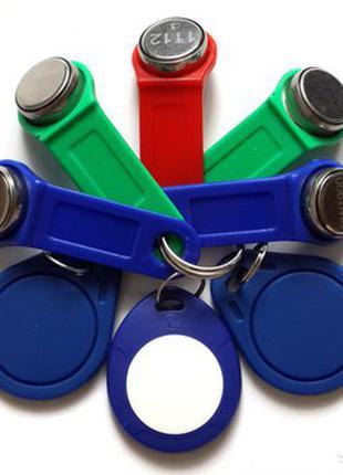 Виготовлення домофонних ключів Dallas, Cyfral, Vizit, Метаком