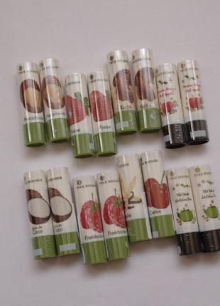 Бальзам для губ (гигиеническая помада)-разные, кокос и др. ив ...