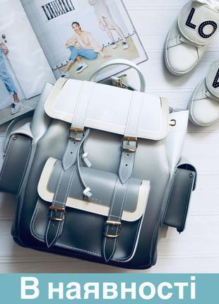Рюкзак ручної роботи Grafea