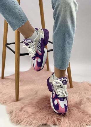 Кроссовки женские yung 1 violet