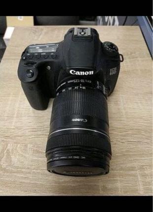 Фотоаппарат Canon 60D + объектив 18-135 IS KIT