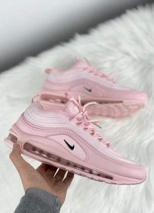 Кроссовки женские  air max 97 ultra pink