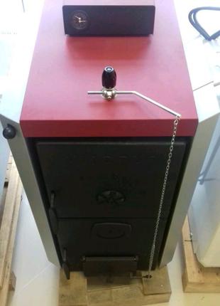 Твердотопливный котел VIADRUS U22 D5. Новый. Продам.