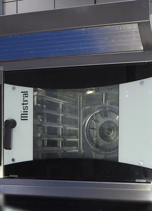 Пароконвектомат кондитерский  BakeOff Mistral Mistral 6TTR 05 SG