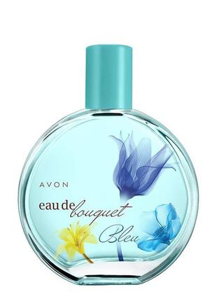 Туалетна вода eau de bouquet bleu для неї
