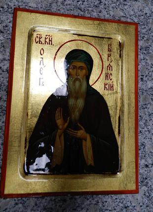 Именная икона Святого Олега