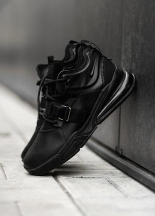Кроссовки air force 270 black