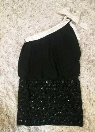 Роскошное нарядное платье jovani р. xs-m