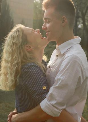 Фотографирую Lovestory в Харькове