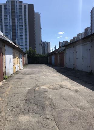 """Аренда гаража в """"Тюльпане"""" ул. Маршала Гречко, 6Б. р-н Подольский"""