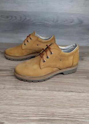 Туфли , туфли из натурального нубука , 37 размер , женские туфли