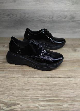Кожаные кроссовки , женские кроссовки , 37 размера , кроссовки...