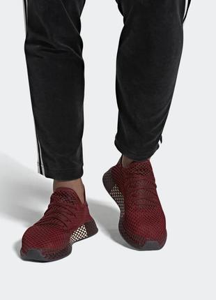 Кроссовки adidas originals deerupt runner ee5681