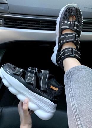 Крутые женские сандалии, босоножки на платформе, хит сезона!