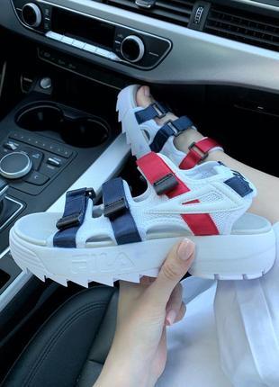 Женские сандали, босоножки на липучках