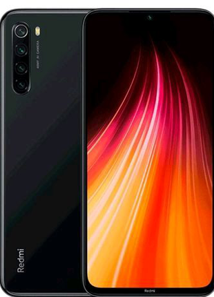Новий Xiaomi redmi note 8 4/64Gb, Global version(в плівці)