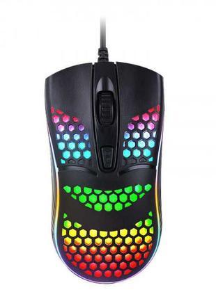 GAMING LED Игровая компьютерная USB Мышка с подсветкой KW-10