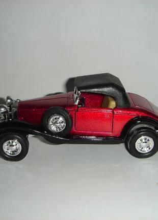 Машинка металлическая 1931.