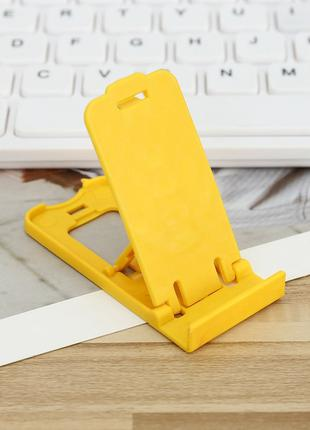 Настольная подставка для смартфона
