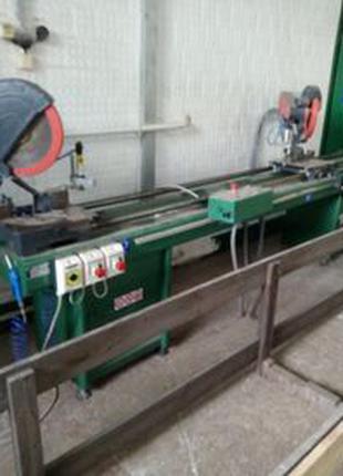 Оборудование для производства,изготовления металлопластиков окон