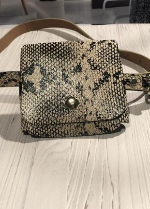 Поясная сумка /мини-сумочка
