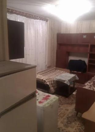 Продам студию площадью 27 кв м. в Суворовском районе.