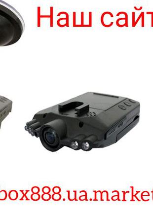 Автомобильный видеорегистратор DVR-027 HD (H-198) 1280×720