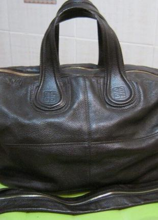 Givenchy.франция. нат. кожа. сумка шоппер дешево