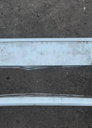 Skoda Octavia A7 FL Бампер передний 5E0807221N