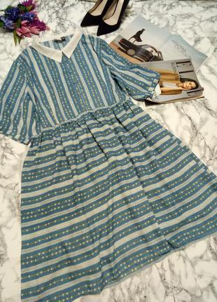 Платье в винтажном стиле ns