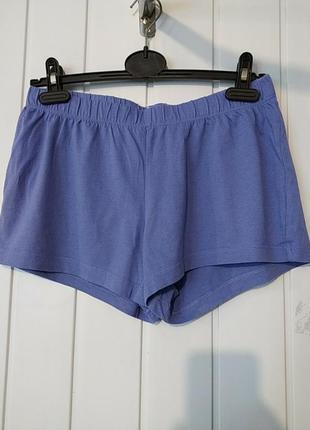 Короткие хлопковые шортики lingerie