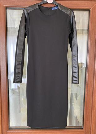 Платье эксклюзив джерси миди оригинал ralph lauren размер s