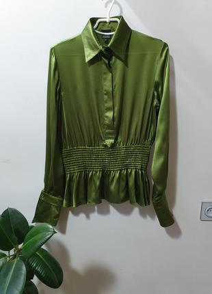 Шелковая блузка ferre