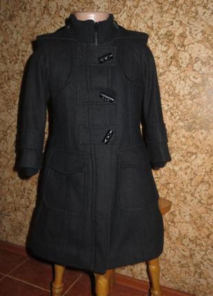 Пальто 3-4года (мега скидки на детскую одежду)