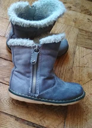 Демисезонные ботинки next, сапоги сапожки, демі чобітки чоботи