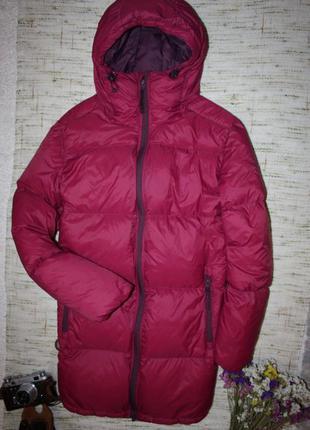 Пуховик - пальто. удлиненная куртка. мягкий пуфер